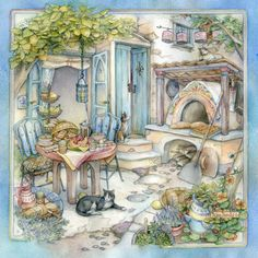 kim jacobs artist | Click here for products featuring Kim's Woodfired Oven Breakfast ...