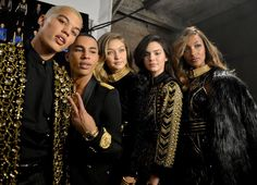 Backstage: Balmain X H&M Collection - Male Fashion Trends