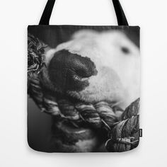 Nose Tote Bag by Tomas Hudolin - $22.00