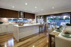 I just viewed this inspiring Marbella 42 Kitchen image on the Porter Davis website. Check it out yourself and get inspired!