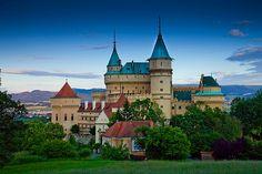 Bojnice Castle, Bojnice, Slovakia  © Jim  Zuckerman