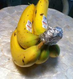 Keep banans for longer