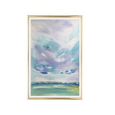 Artist: Breanna Megan Studio  Original Painting  Dimensions: 18″ x 24″  Availability: Ships directly from the studio