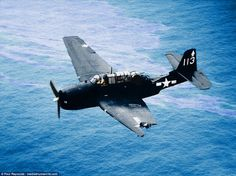 The Grumman TBF Avenger aircraft was manufactured by General Motors in World War II. THe t...