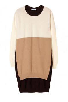 vionnet wool dress