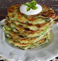 arta culinara: Lipii din zucchini. Baby Food Recipes, Healthy Life, Zucchini, Food And Drink, Keto, Breakfast, Cake, Vegetables, Recipes For Baby Food