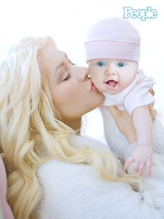 "The Cutest Photos from Christina Aguilera's PEOPLE Shoot | WORKING MOM | ""It's definitely not easy juggling work and motherhood, as being a parent is a full-time job within itself,"" says Aguilera, who is returning to The Voice for season 8 on Feb. 23. ""You just have to make it work for you."""