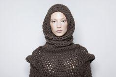 chunky crochet fashion 600x400 Designer Crochet: Lyn by Jocelyn Picard