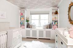 Feng shui en dormitorio del bebé