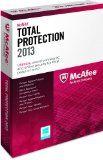 McAfeeTotal Protection 3PCs 2013