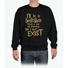 Harry Potter Crewneck Sweatshirt