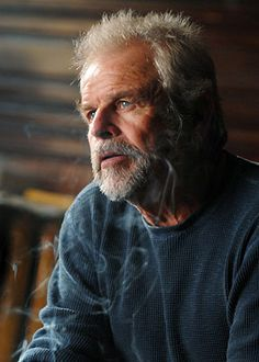 William Devane  as Dr. Dix in Jesse Stone:Thin Ice