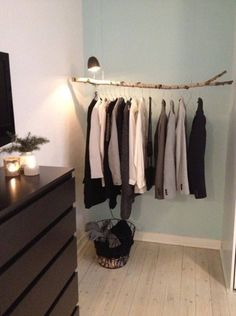 Walk in Closet Ideas and Organizer Design for your room - Wardrobe My New Room, My Room, Moroccan Bedroom, Interior Decorating, Interior Design, Closet Bedroom, Home And Deco, Walk In Closet, Decor Room