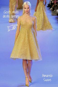 Elie Saab - Haute Couture - Spring 2014