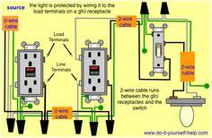 bathroom gfci schematic wiring wiring diagramelectrical diagram for bathroom bathroom wiring diagram ask mei\\u0027m wrapping up a bathroom remodel
