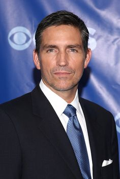 Jim Caviezel Photos: 2011 CBS Upfront