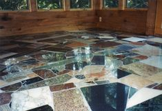 Uses for granite countertop pieces (frugality forum at permies)