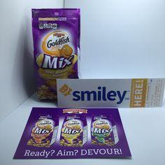 #MyGoldfishMix experience #Foodie #gotitfree @Smiley360 #Goldfish #Mix #HoneyMustard #pretzels