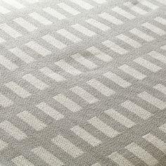 8 x 10' Domino Rug (Grey)|The Land of Nod