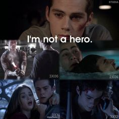 Find and save images of the hit MTV show, Teen Wolf. Search for character quotes to relive your favorite Teen Wolf moments. Stiles Teen Wolf, Teen Wolf Cast, Teen Wolf Dylan, Teen Wolf Stydia, Teen Wolf Malia, Teen Wolf Memes, Teen Wolf Quotes, Teen Wolf Funny, Tyler Posey
