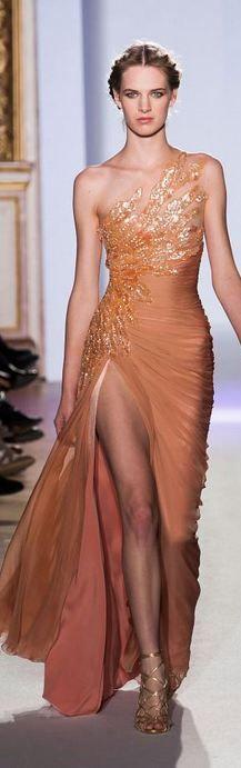 Zuhair Murad - Haute Couture Spring 2013.