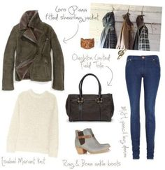 """""""Oughton Limited Field Tote"""" by oughonlimited on Polyvore"""