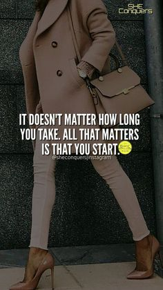 All that matters is that you start Girly Attitude Quotes, Babe Quotes, Queen Quotes, Girl Quotes, Woman Quotes, Funny Quotes, Positive Quotes, Motivational Quotes, Inspirational Quotes