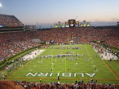 7) and the Auburn Tigers.