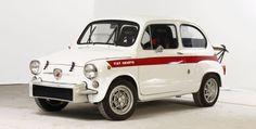 1962 Abarth Fiat 850 T.C.