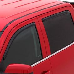 In-Channel Deflector 4 pc R Side Window Vent-Ventvisor fits 14-19 Cherokee