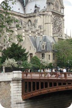 Île de la Cité, Notre- Dame de Paris