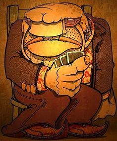 Ilustración de de MARK GMEHLING