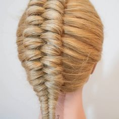 Braided Hairstyles Tutorials, Easy Hairstyles For Long Hair, Braids For Long Hair, Hair Tutorials, Hair Tutorial Videos, Fun Hairstyles, Hairstyle Men, Style Hairstyle, Medium Hairstyles