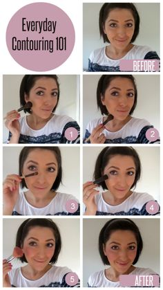 Everyday contouring 101: Step by Step tutorial