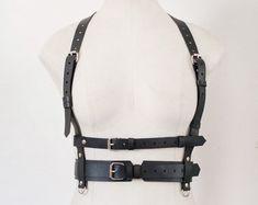 Women Leather Harness  Женская портупея из натуральной кожи