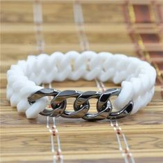 $9.18 | 2018 silicone bracelet in mulity colors Women and man stretch link bracelet Newest Popular silicone chain bracelet Outfit Accessories FromTouchy Style | Free International Shipping. Link Bracelets, Bangle Bracelets, Bangles, Teenager Fashion Trends, Funny Drawings, Silicone Bracelets, Hipster, Popular, Chain
