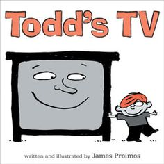 Review of the Day: Todd's TV by James Proimos « A Fuse #8 Production