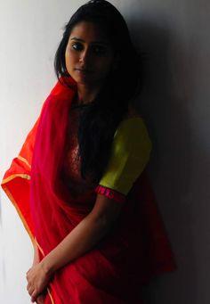 WeddingSutra Editors' Blog » Blog Archive » Raw Mango Designer Sarees