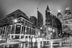 Gooderham Building Toronto Canada by William David on 500px