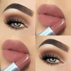 Related posts:Perfect make-up inspiration, love the burgundy lipsSmokey eye - dark brownChrome and eyeliner Glitter Eye Makeup, Pink Makeup, Cute Makeup, Gorgeous Makeup, Pretty Makeup, Hair Makeup, Glitter Gloss, Awesome Makeup, Makeup Eyes