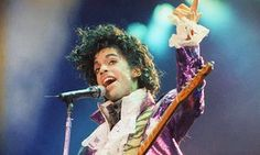 Prince … Bringing the sex funk in 1985.