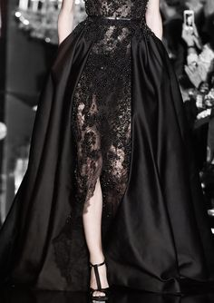 """whore-for-couture: """"tairadawn: """"Elie Saab Haute Couture Fall 2014 """" Haute Couture blog :) """""""