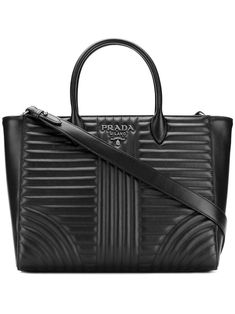6b1b601b63  prada  bags  shoulder bags  hand bags  leather · Μαύρο ΔέρμαΤσάντες Prada