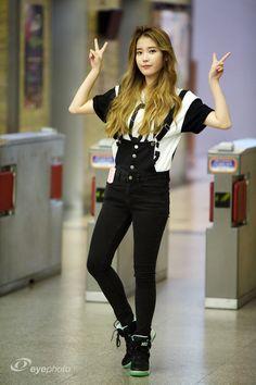 IU aka Lee Ji-Eun (singer & actress)