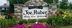 Joe Huber farm. Not exactly in Kentucky, but, very close by.  Fall visits for pumpkins.  Spring visits for strawberries.