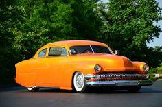 51 Mercury Custom