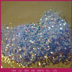 iridecence series hexagon Glitter Powder/ Eco-friendly product FC321