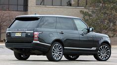 2014 Land Rover Range Rover L Autobiography