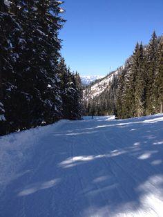 Ski In Radstadt Austria