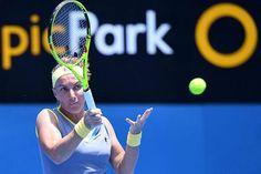 Cabeça de chave Kuznetsova estreia com vitória no Torneio de Sydney #timbeta #sdv #betaajudabeta